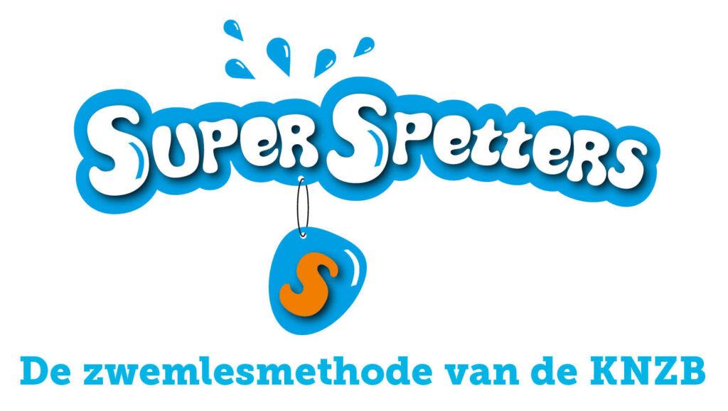 Logo van Superspetters van de KNZB